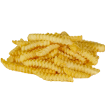 The Crinkle Cut Fries
